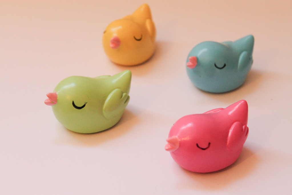 MIKI Bird Lip Gloss