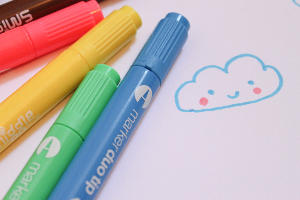 Smiggle Markers