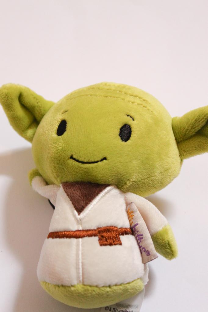 Itty Bitty Yoda