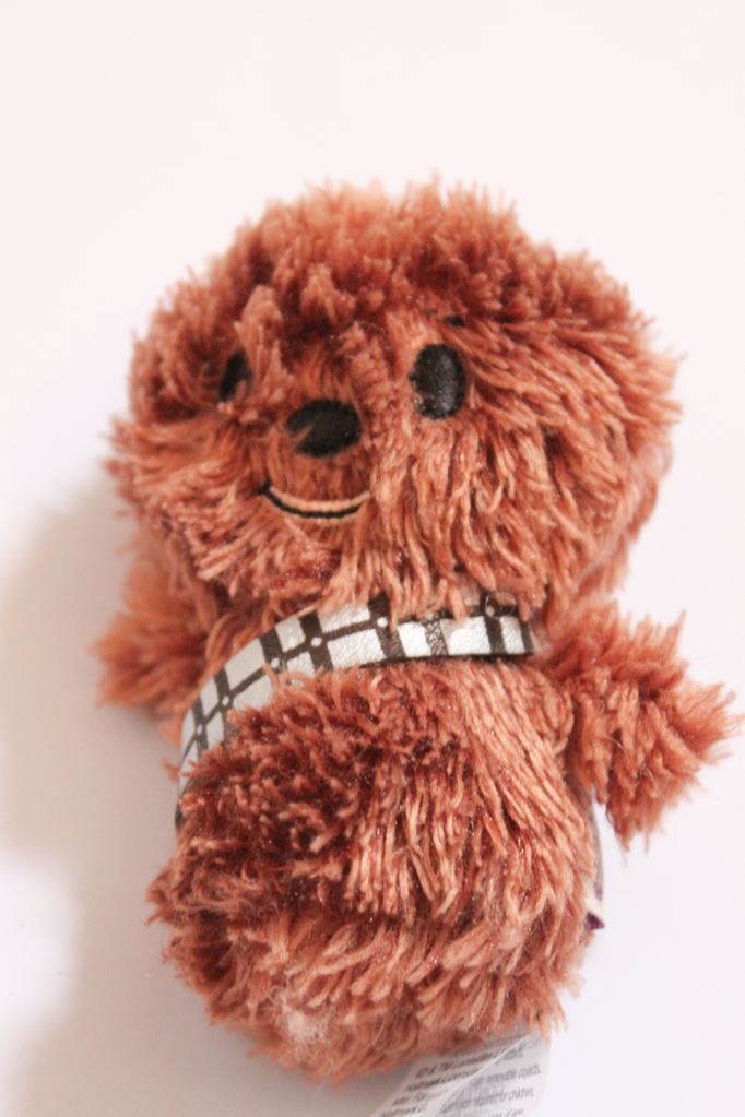 Itty Bitty Chewbacca