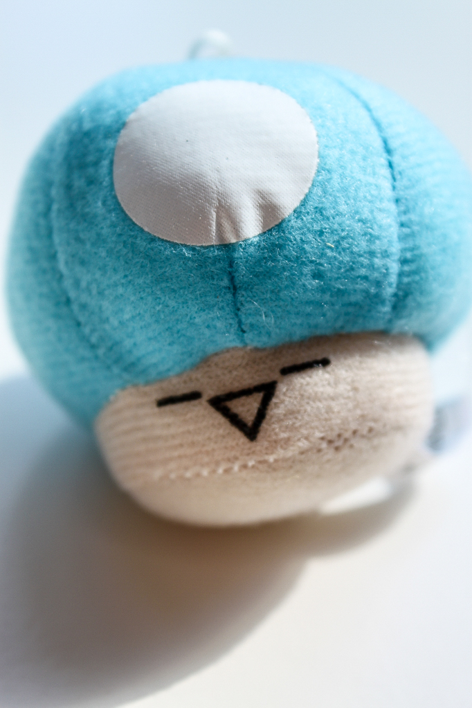 Mushroom Mini Plush