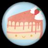 badge-cake