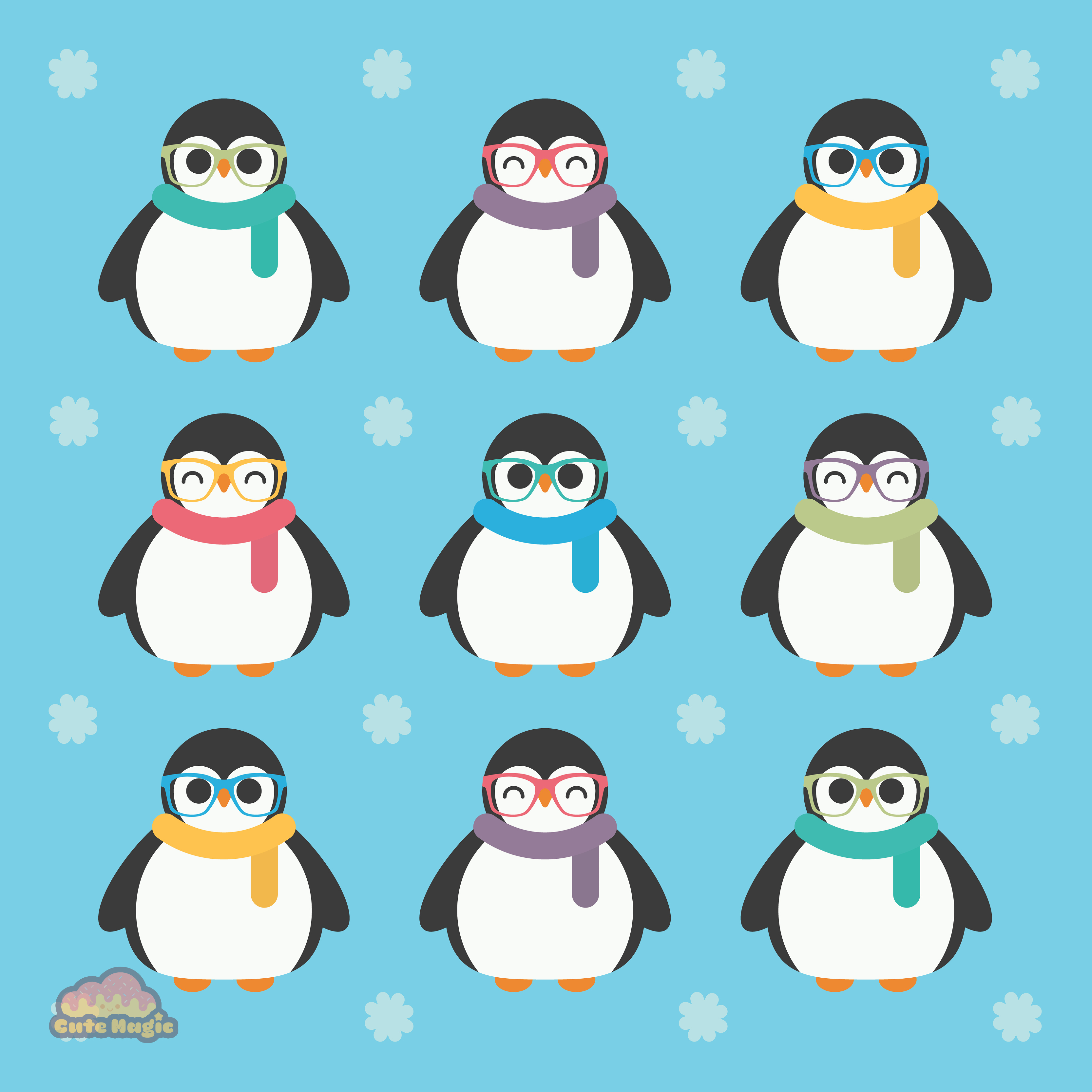 Cool Penguins